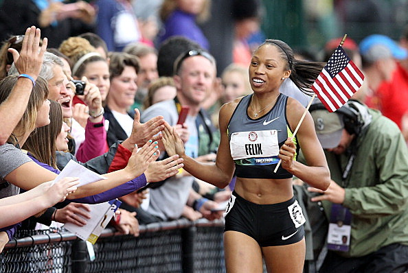2012 U.S. Olympic Track & Field Team Trials - Day 9