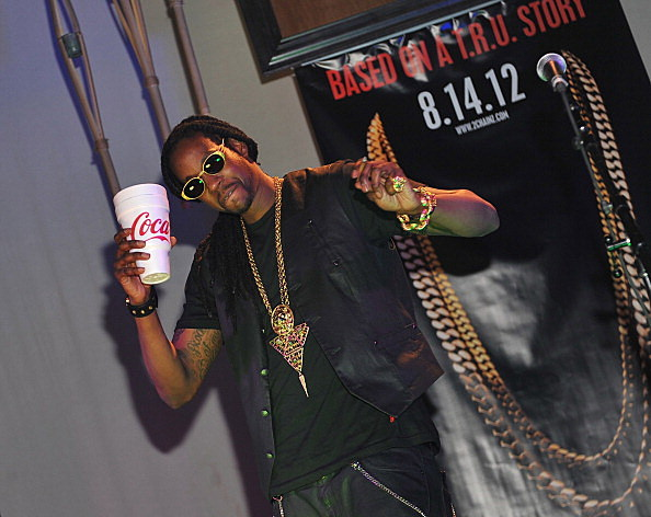 Mali Hunter And GREY GOOSE Cherry Noir Host The 2 Chainz Listening Party In Atlanta