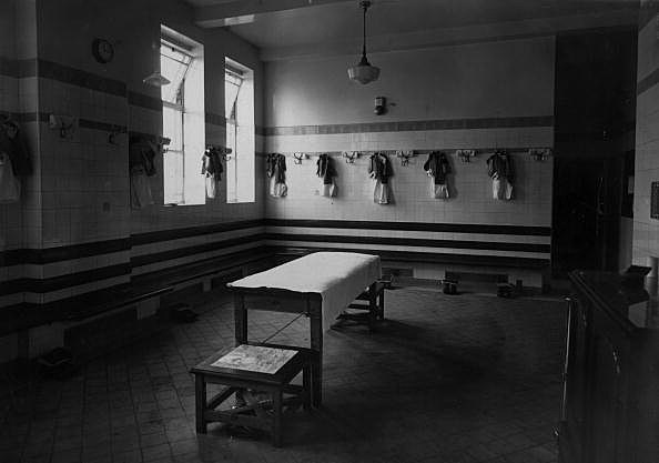 AFC Changing Room