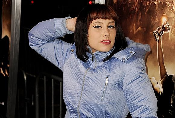 Kreayshawn Is Pregnant – Shows Off Dat Baby Bump On Instagram