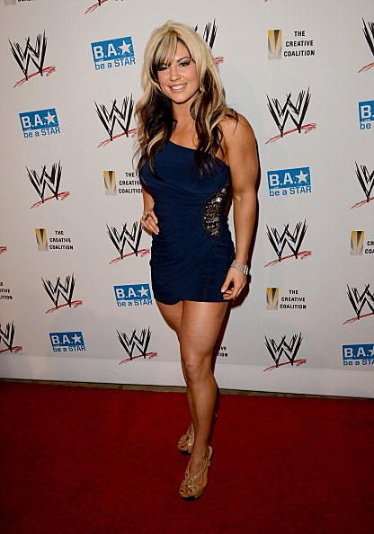 WWE Diva Kaitlyn Wardrobe Malfunction