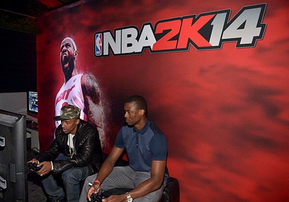 NBA 2K13 Gameplay - YouTube