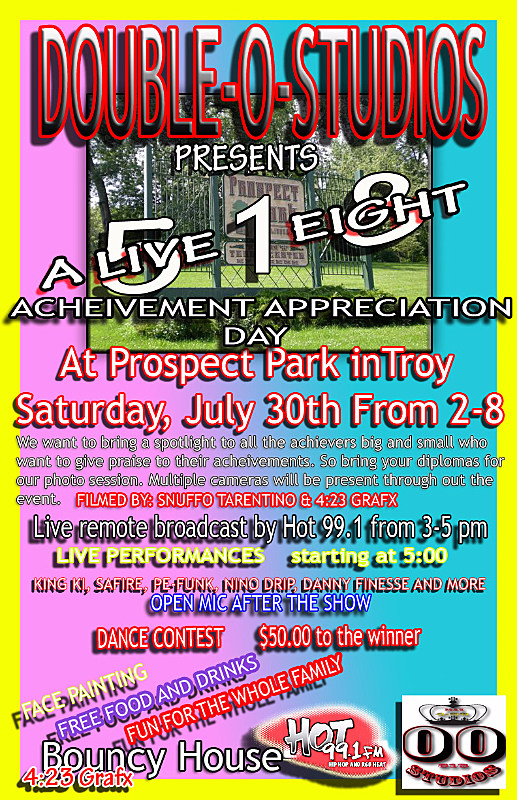 518 Achievement Appreciation Day Flyer 07-30-2016