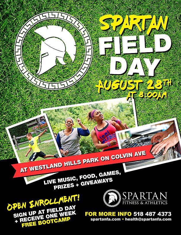 Spartan Field Day 2016