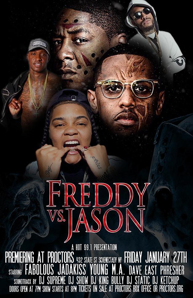 Freddy Jason Poster