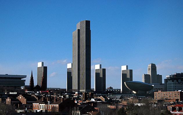 Empire State Plaza in Albany, NY