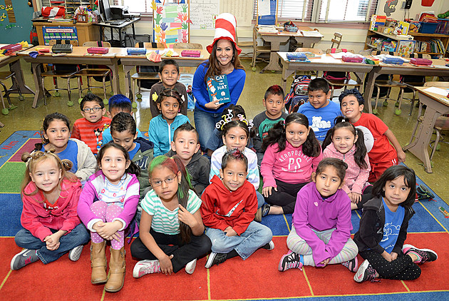 SAG-AFTRA Foundation BookPALS celebrate Read Across America