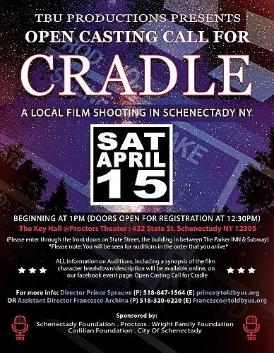 Cradle Flyer