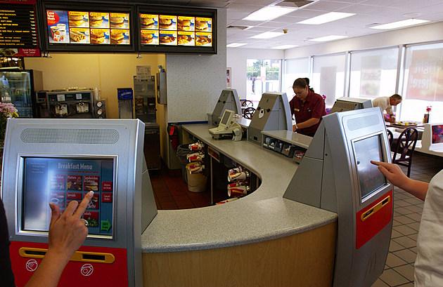 McDonald's Tests Self-Ordering Kiosks