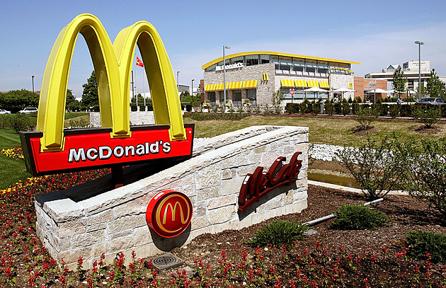 McDonald's Experiments With High-Tech Media Centers To Draw Customers