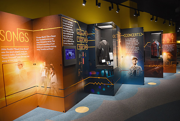 The Country Music Hall of Fame and Museum Debuts New AMERICAN CURRENTS Exhibition