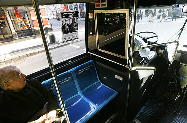 Empty Seat On New York City Buses Honors Rosa Parks