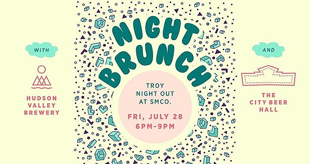 Troy Night Pop Out